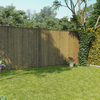 BillyOh 6ft x 6ft Pressure Treated Closeboard Fence Panel - 10 Panels - 60 FT