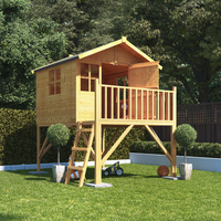 Garden Furniture  - BillyOh Lollipop Junior Wooden Playhouse Tower