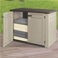 Sheds  - Keter Lounge Shed - Plastic Storage Unit