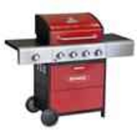 Barbecues & Accessories  - Outback Meteor 4 Burner Gas BBQ Barbecue