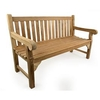 Queensbury Teak Bench 120cm