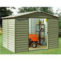 Yardmaster 106SL Metal Shed