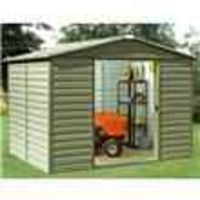 Yardmaster Metal Sheds - 1012SL Metal Shed