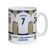 Cups & Mugs|Other English Clubs Personalised West Brom Dressing Room Mug