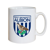 Cups & Mugs|Other English Clubs Personalised West Brom Manager Mug