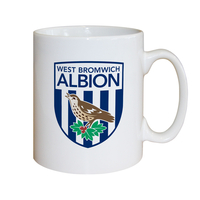 Cups & Mugs|Other English Clubs  - Personalised West Brom Manager Mug