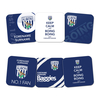 Personalised West Bromwich Albion 6 Pack Coasters
