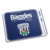 Personalised West Bromwich Albion Baggies Biggest Fan Mouse Mat