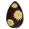 Chocolates Large Dark Blossom Egg