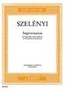 Music scores & Sheet music Szelenyi Istvan - Improvisation - Violin (flute, Oboe) And Piano