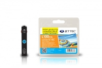 Lexmark 100XL 14N1069E Cyan Remanufactured JetTec Ink Cartridge