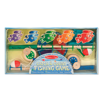 Educational Toys  - Catch and Count Fishing Game
