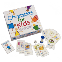 Educational Toys  - Charades for Kids