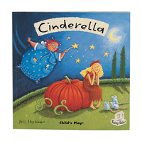 Educational Toys  - Cinderella - Flip-Up Fairy Tale