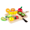 Serving Trays Cutting Fruits Set