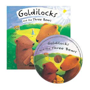 First Books & Pre-School|Toys & Games  - Goldilocks and the Three Bears - Book & CD