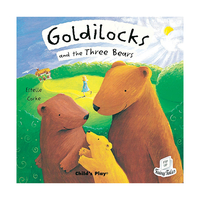 First Books & Pre-School  - Goldilocks and the Three Bears - Flip-Up Fairy Tale
