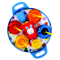 Baby Toys  - Gowi Afternoon Tea Tray Blue