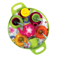 Serving Trays  - Gowi Afternoon Tea Tray Pink