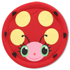 Ladybird Flying Disk