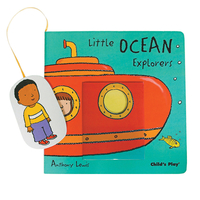 First Books & Pre-School  - Little Ocean Explorers