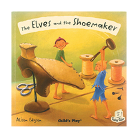 First Books & Pre-School  - The Elves and the Shoemaker - Flip-Up Fairy Tale