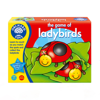 Educational Toys  - The Game of Ladybirds