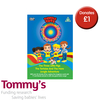 Children's Entertainment|CDs for Children Tumble Tots Fun Adventures DVD