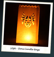 Gifts  - Dove Candle Bags