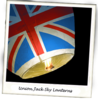 Gifts Union Jack Sky Lanterns
