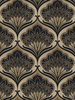 A Shade Wilder Pavonis Feather Wallpaper Macaroon 300079