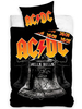 AC/DC Hells Bells Single Cotton Duvet Cover Set - European Size