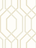 Artemis Geometric Wallpaper Gold Arthouse 891900