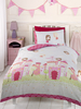 Fairy Castle Single Duvet Cover and Pillowcase Set