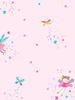 Fairy Dust Glitter Wallpaper Pink Arthouse 667100