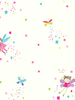 Fairy Dust Glitter Wallpaper White Arthouse 667101