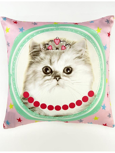 Home & Garden|Arsenal London|Sofa Cushions  - Hall of Fame Cat Cushion