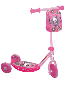Hello Kitty My First Tri Scooter