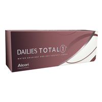 Contact lenses  - Dailies Total 1 (30 lenses)