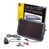 AA Essentials 12V Solar-Powered Car Battery Charger Solar Panel