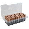 Duracell AA LR6 MN1500 High Power Alkaline Batteries - Plastic tub of 40