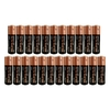 Duracell AA MN1500 LR6 Alkaline Batteries - Value Tub Pack of 24