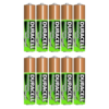 Duracell AAA HR03 NiMH Rechargeable Batteries StayCharged 800mAh - Value 10 Pack