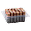 Duracell ULTRA POWER AAA MN2400 LR03 Alkaline Batteries with POWERCHECK - Tub Pack of 24