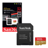 Other Memory **EOL** SanDisk Extreme Micro SDXC Micro SD Memory Card Class 10 UHS-1 U3 4K 100MB/s with Full Size SD Card Adapter - 64GB