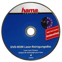 Hama DVD / Laser Lens Cleaning Disc - Ref. 48499