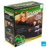 JML Snuggie Blanket - Soft-to-Touch Fleece with Large,  Loose Sleeves - Limited Edition Shamrock Green