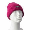 Ladies 3M Thinsulate Chenille Thermal Beanie Winter / Ski Hat (3M 40g) - Pink