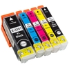 Ink Cartridges for printers Non-OEM T3357 (33xl) 5 Ink Cartridge Multipack For Epson Expression Printers