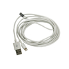 Pama Replacement 2 metre usb data / Charge Cable for iPhone 5,  6,  iPad mini,  4